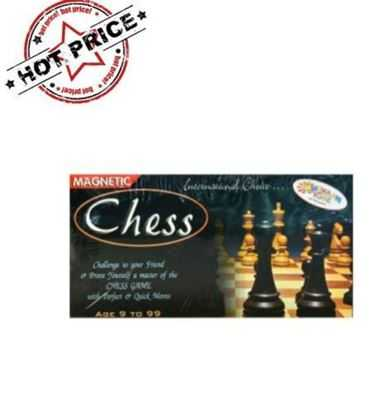 Magnetic Chess Board Game Muskaan Toyz