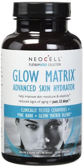 Glow Matrix Advanced Skin Hydrator, 90 Caps by Neocell Laboratories