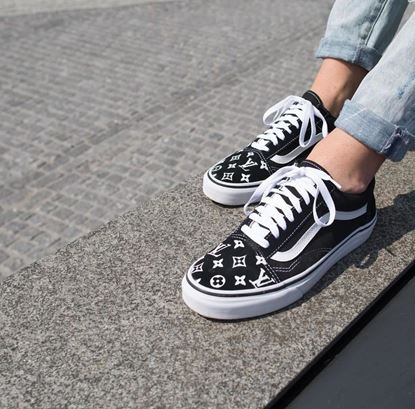 Picture of Aquarian new product Vans Old Skool Sneakers