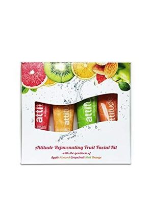 Picture of amway Attitude Rejuvenating Fruit Facial Kit